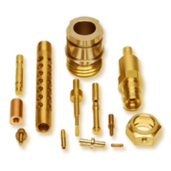 Brass Custom Machining
