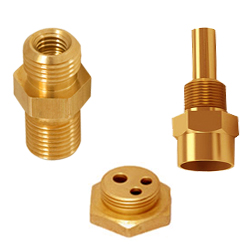 Brass Turned Parts Turned Components