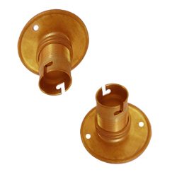 Lamp Holders Brass Ceramic Parts lamp Components
